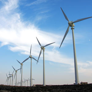 wind power helping India's energy economy