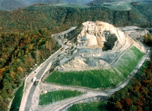 Effects of mountaintop removal mining